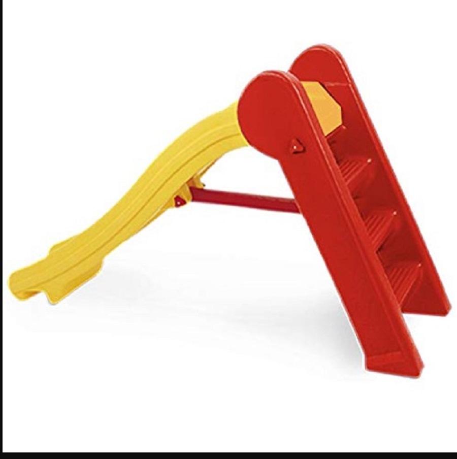 Escorregador desmontável Vermelho/Amarelo - Xalingo 09387