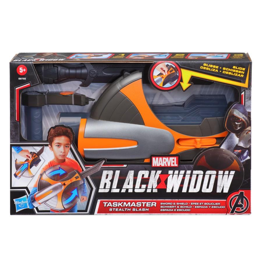 Escudo Viúva Negra Marvel Black Widow Taskmaster - Hasbro E8755