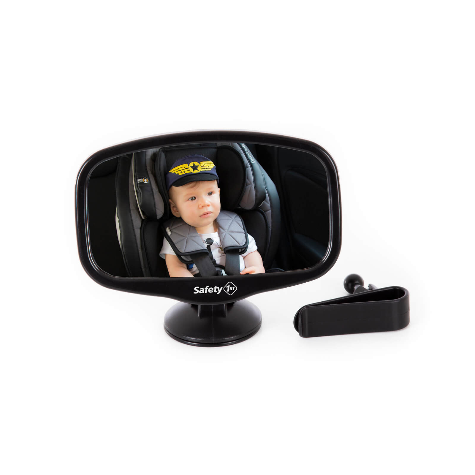 Espelho 2 em 1 Black Safety IMP01647