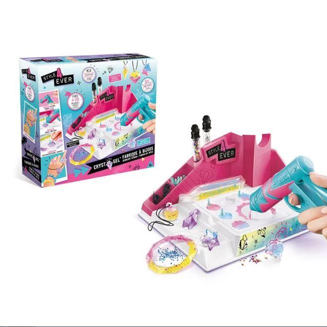 Fabrica de Joias Cristal Gel - Fun F00192