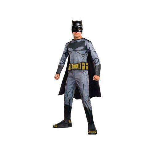 Fantasia Batman Clássica Longa Tam G 11094 - Regina