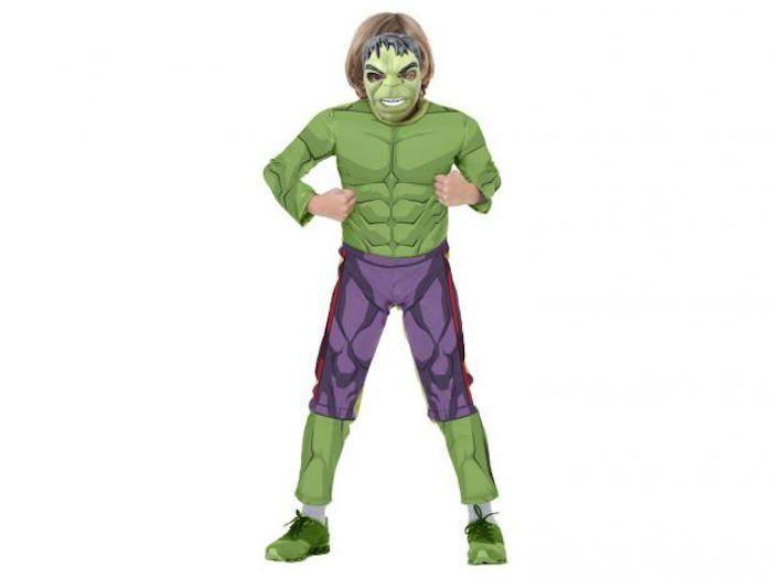 Fantasia Hulk Longo Classico G 2023 Global