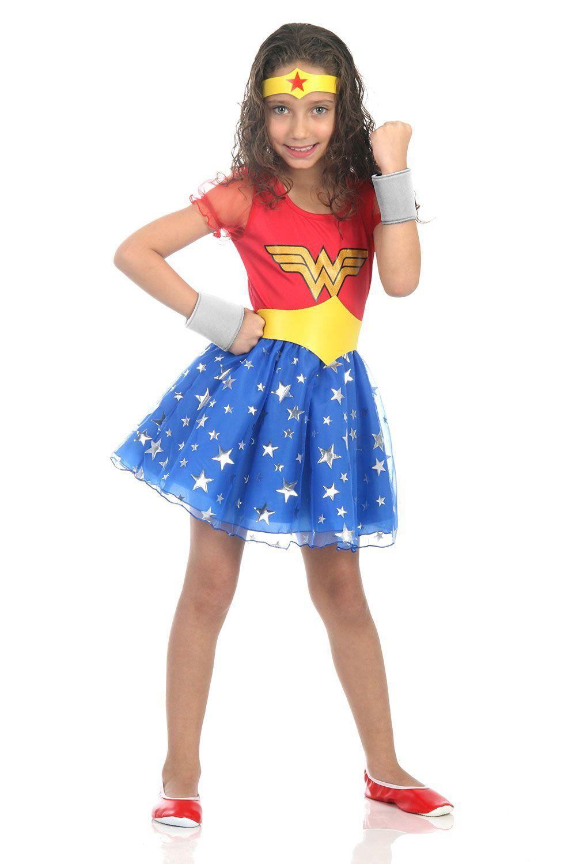 Fantasia Mulher Maravilha Princesa G 22068 - Sulamericana