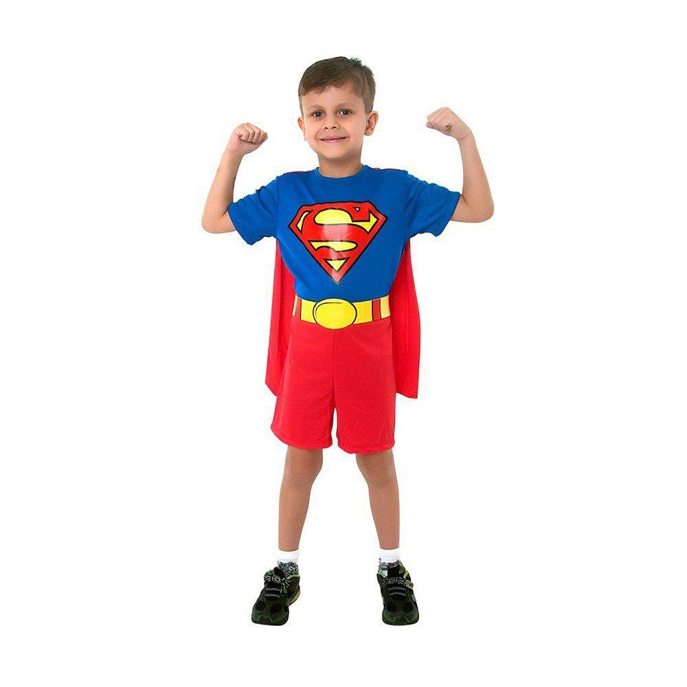 Fantasia Super Homem Pop G 10175