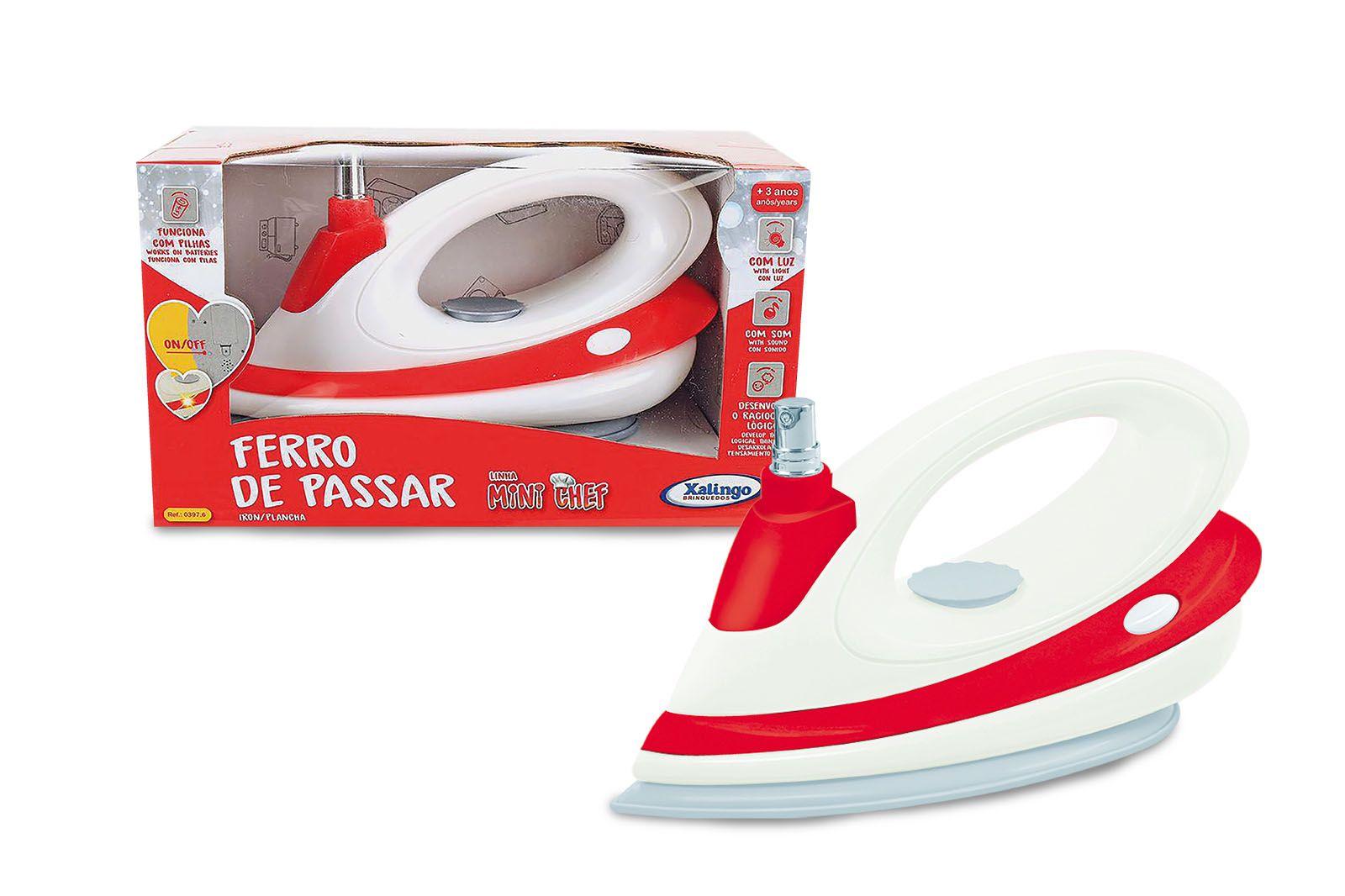 Ferro de Passar Mini Chef 03976 - Xalingo