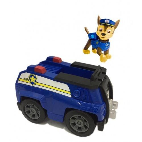 Fig e Veículo Pat Canina Chase Patrol Cruiser - Sunny 1389