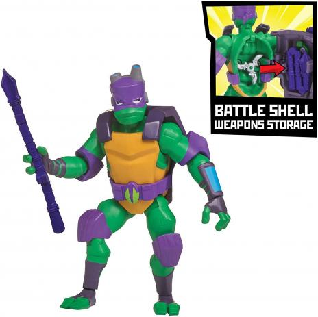 Figura As Tartarugas Ninjas Donatello batalha 2040 Sunny