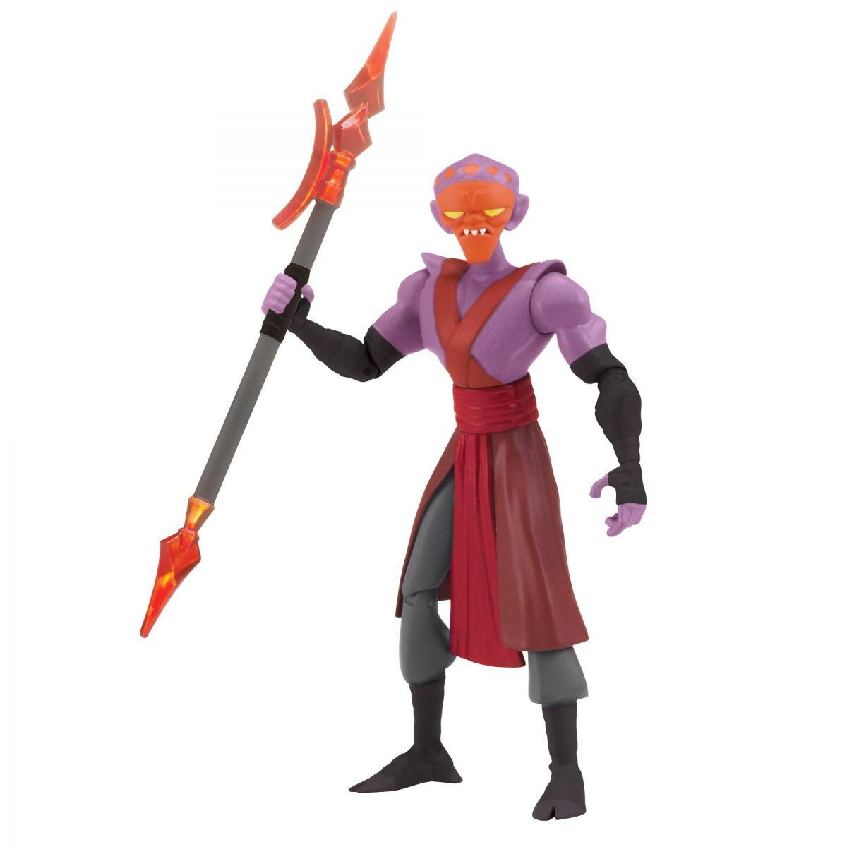 Figura As Tartarugas Ninjas Foot Lieutenant 2040 - Sunny