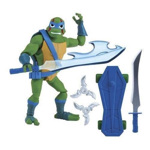 Figura De Açao As Tartarugas Ninjas Leonardo 2040 - Sunny