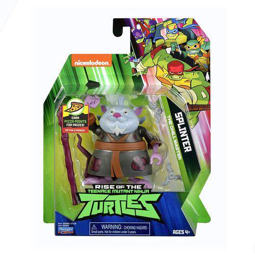 Figura De Açao As Tartarugas Ninjas Mestre Splinter 2040 - Sunny