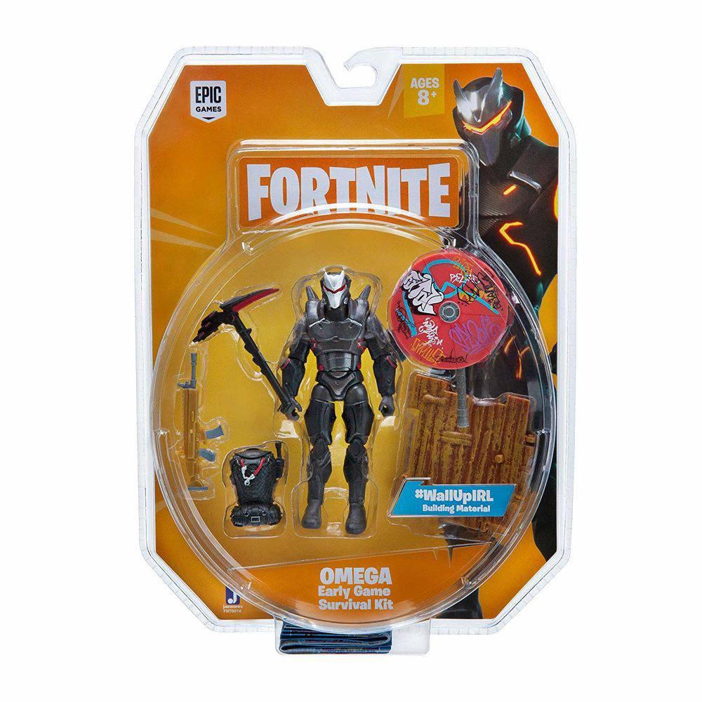 Figura Fortnite Com Acessórios Omega 2058 - Sunny
