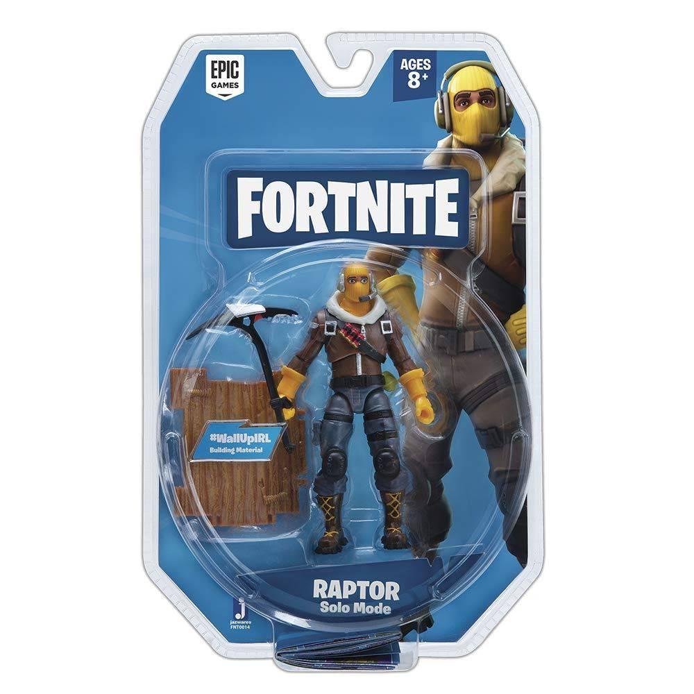 Figura Fortnite Com Acessórios Raptor 2054 - Sunny