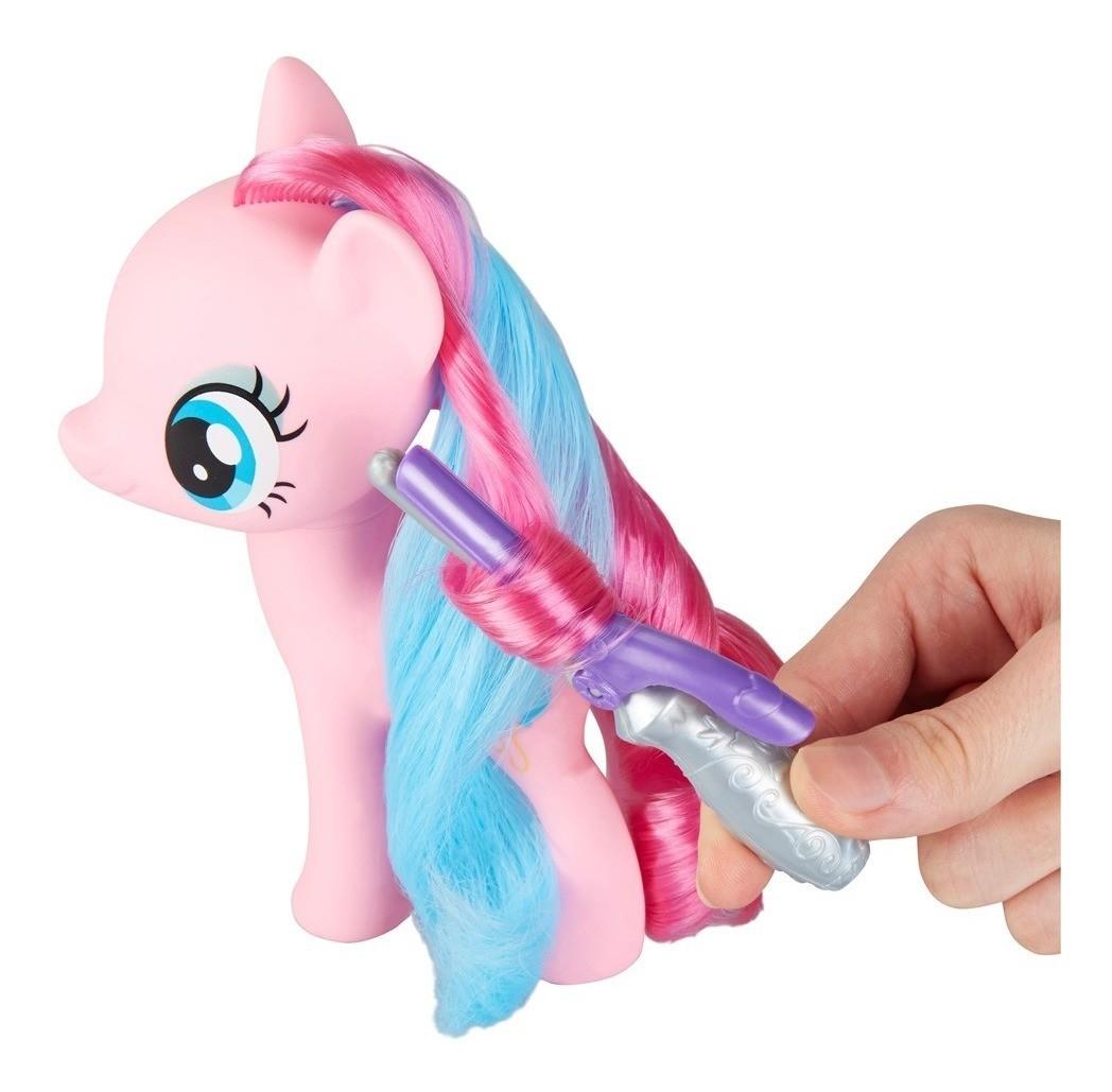 Figura My Little Pony Salão Mágico Pinkie Pie - Hasbro E3489/E3764