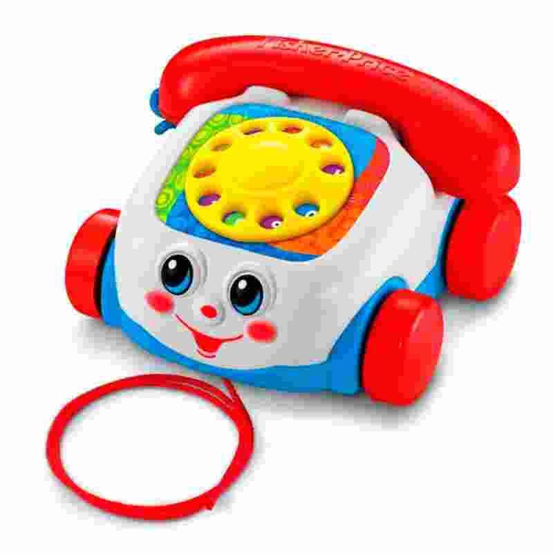 Fisher Telefone Feliz Mattel DPN22