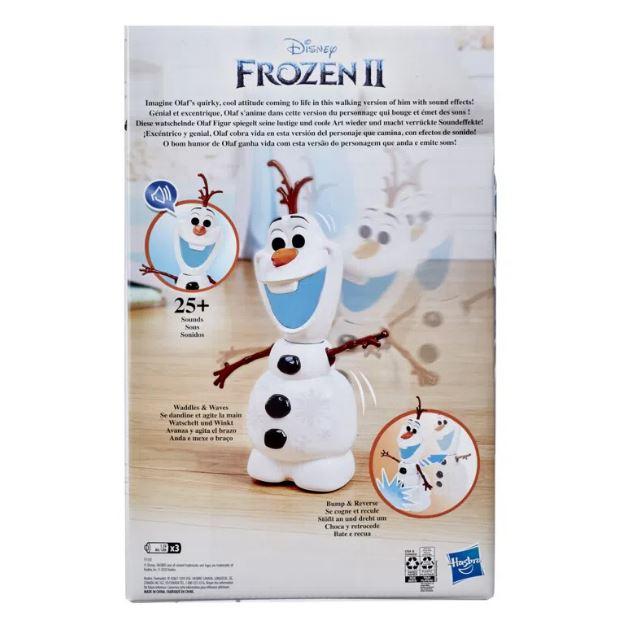 Frozen II Boneco Eletrico Olaf - Hasbro F1150