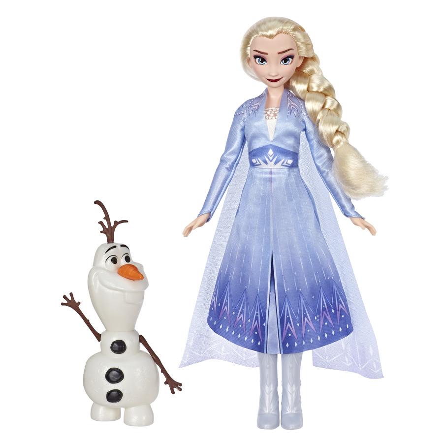 Frozen II Elsa e Olaf - Hasbro E8751