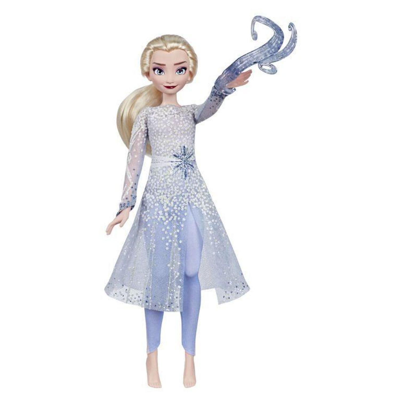 Frozen II Poderes Mágicos Elsa - Hasbro E8569