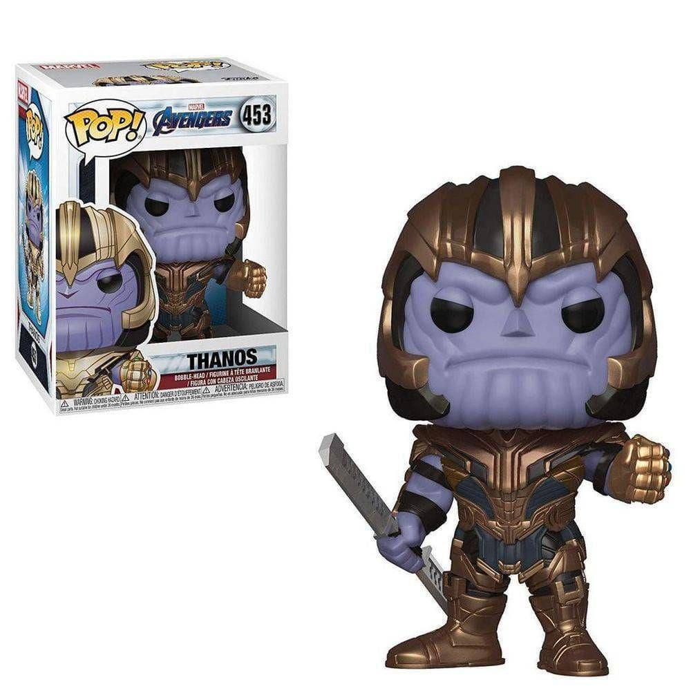 Funko Pop Vingadores Ultimato Thanos 453