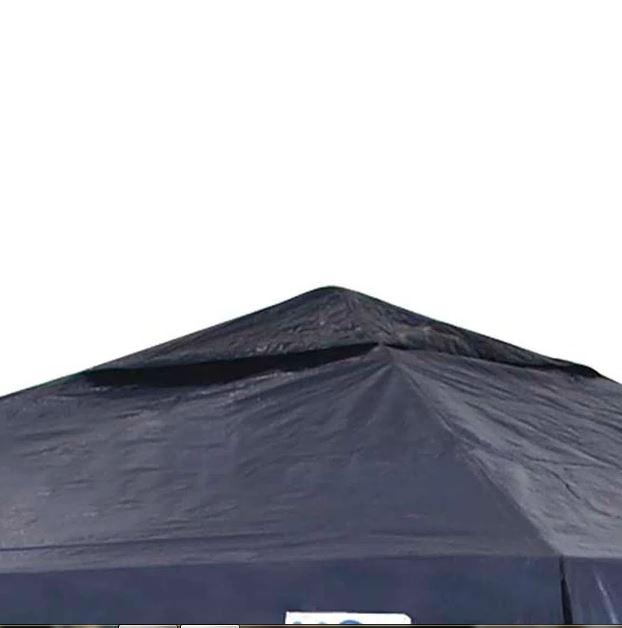 Gazebo Ráfia Azul - Mor 3533