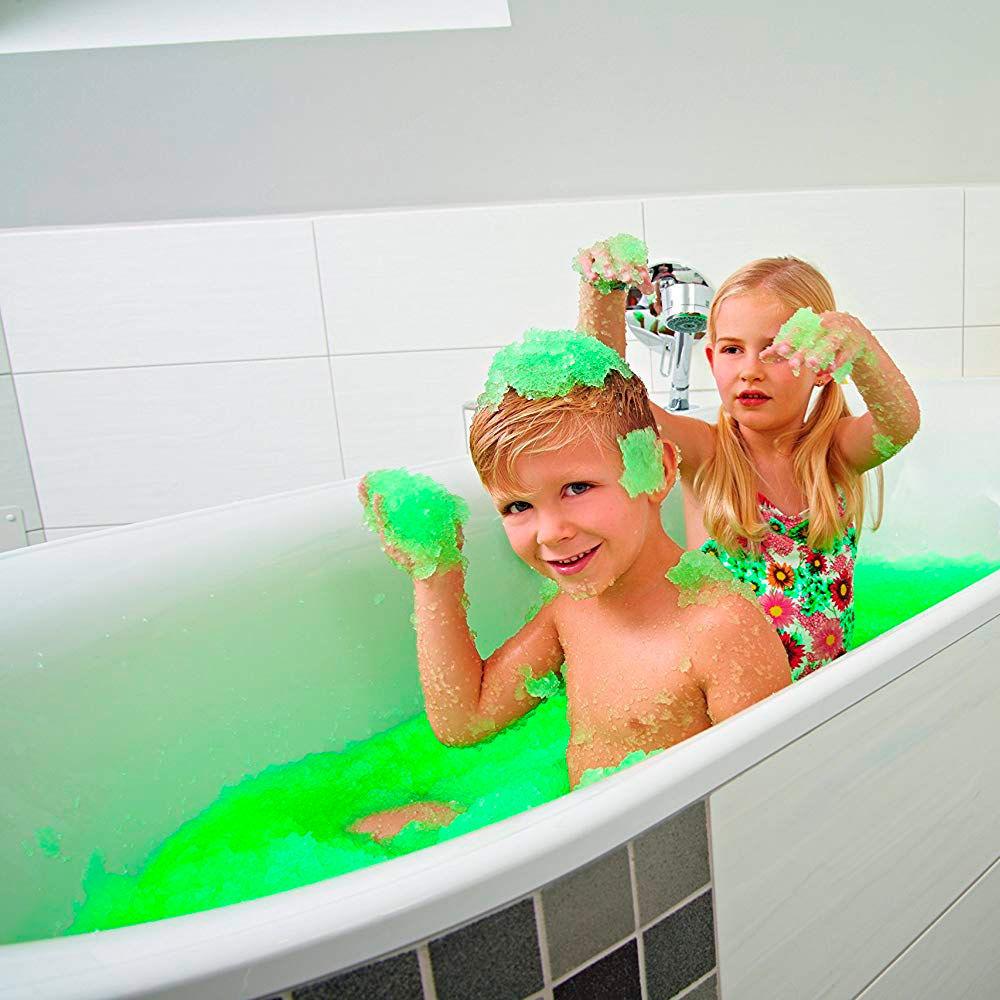 Gelli Baff Mixed Colours 300g Verde Pantano - Sunny