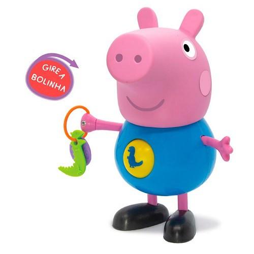 George com Atividades Peppa Pig 1098 Elka