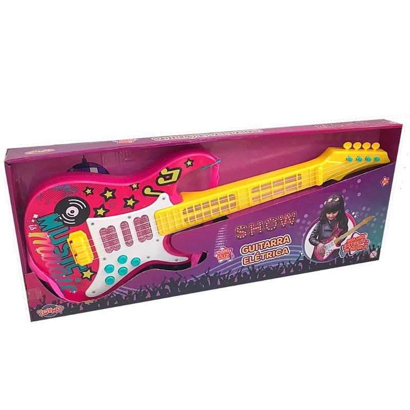 Guitarra Elétrica Show Music Deluxe - Toyng 42294