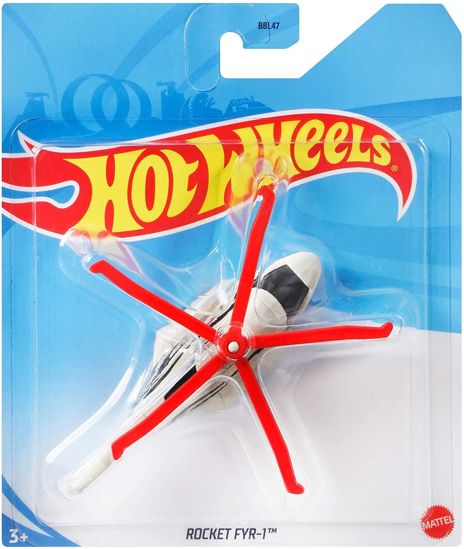 Hot Wheels Aviões Skybusters Escala 1:64 - Mattel BBL47