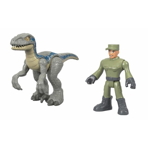 Imaginext Caminhão Dinossauro Jurassic World 2 - Fisher Price FMX87