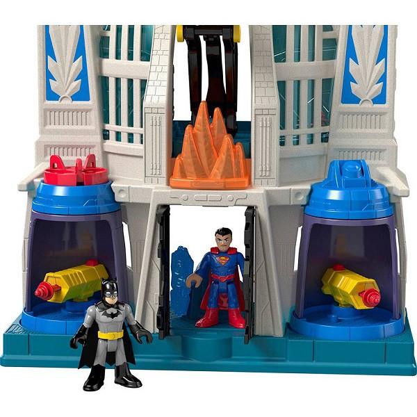 Imaginext Super Friends Sala Da Justica Chh94 Mattel