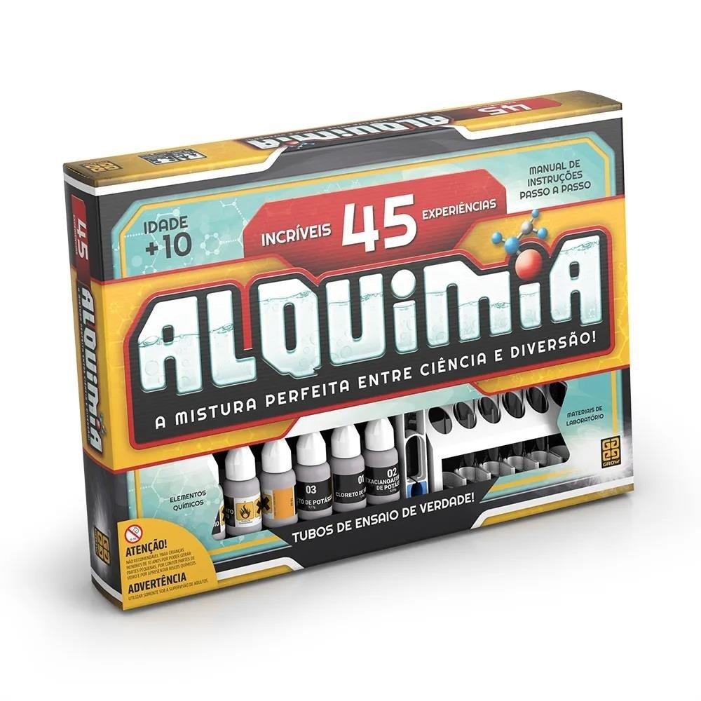 Jogo Alquimia 45 Experiências - Grow 3721