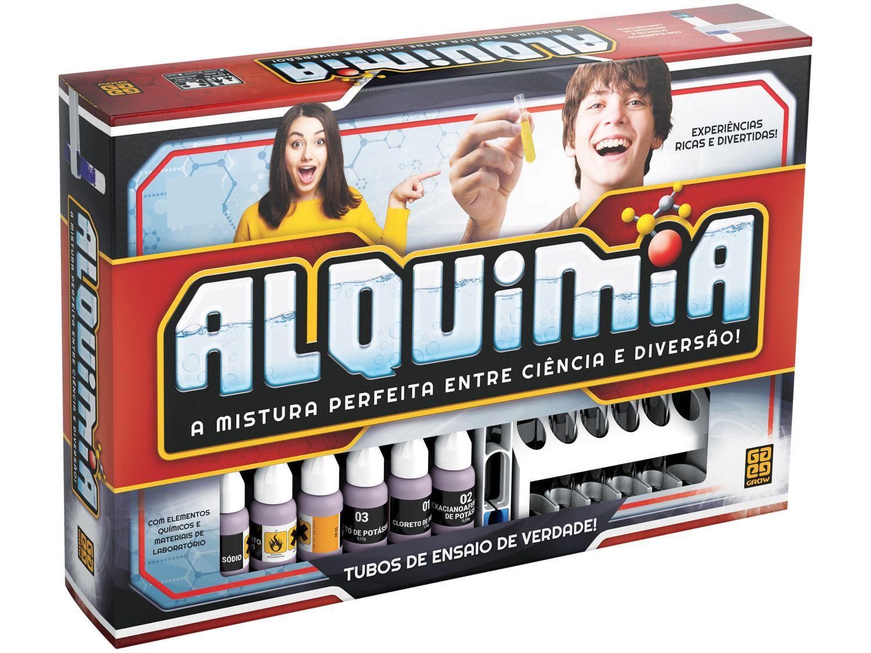 Jogo Alquimia 70 Experiencias - Grow 2396