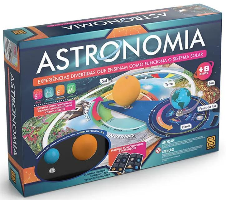 Jogo Astronomia - Grow 3584