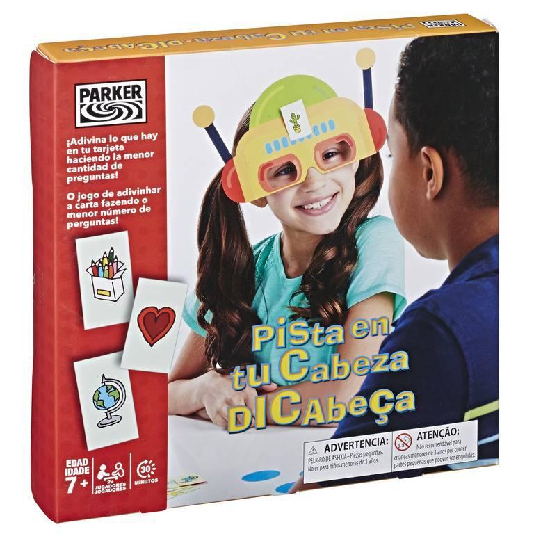 Jogo Dicabeça E2371 - Hasbro