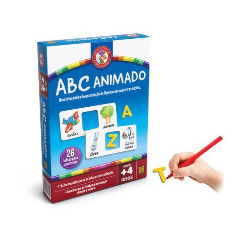 Jogo Educativo ABC Animado - Grow 1704