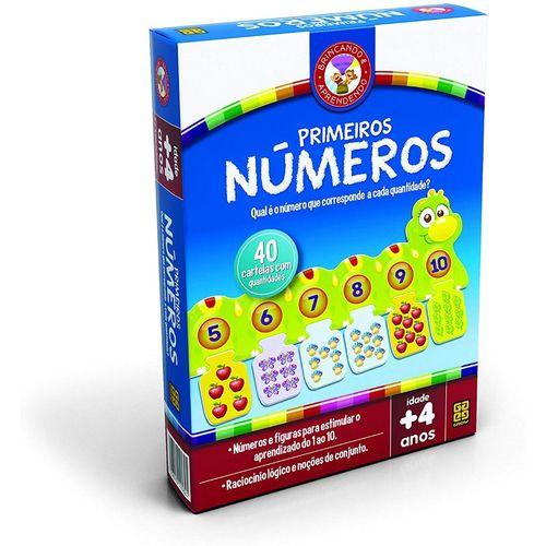 Jogo Educativo Primeiros Números - Grow 2582