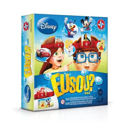 Jogo Eu Sou? Disney 2019  - Estrela