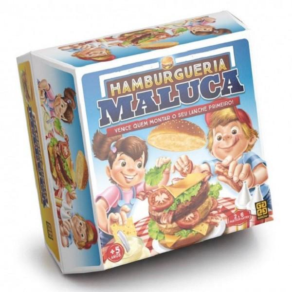 Jogo Hamburgueria Maluca 03574 - Grow