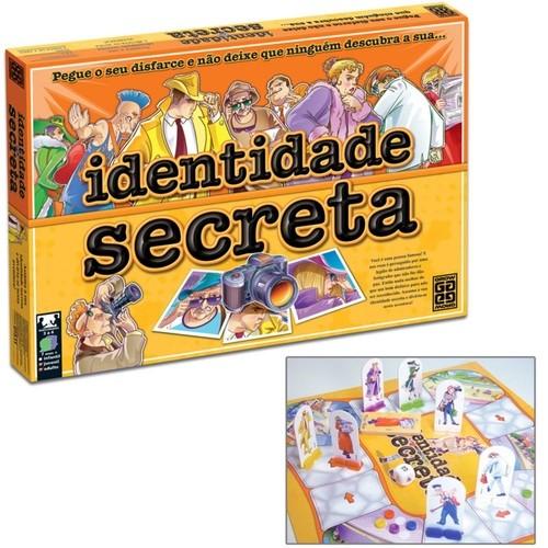 Jogo Identidade Secreta - Grow 1511