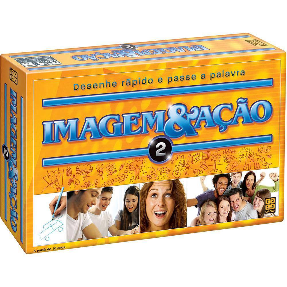 Jogo Imagem E Acao 2 01709 Grow