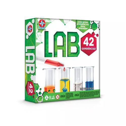 Jogo Lab 42 Experiências - Estrela