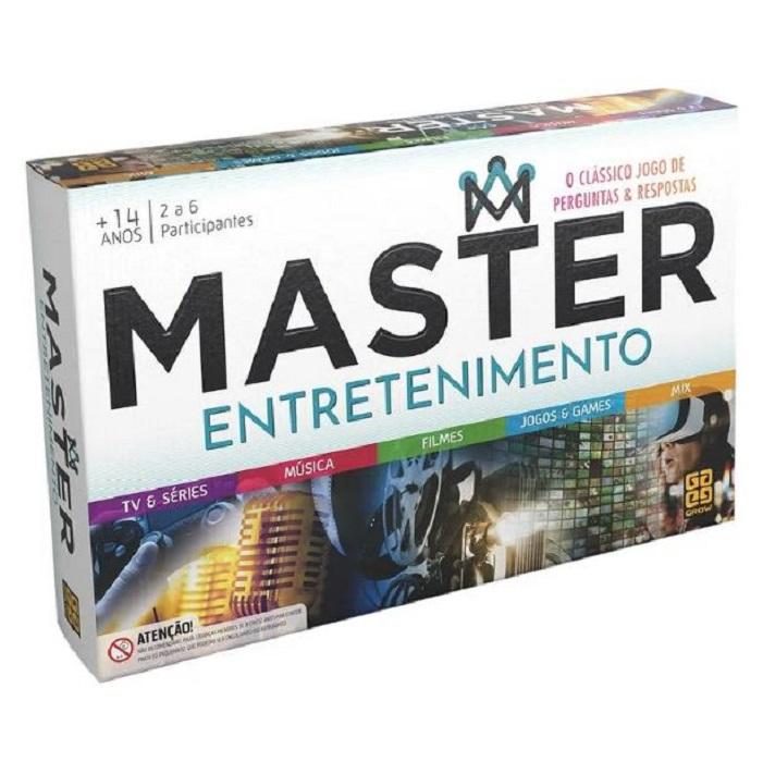Jogo Master Entretenimento - Grow 03718