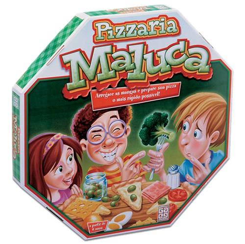 Jogo Pizzaria Maluca - Grow 1283
