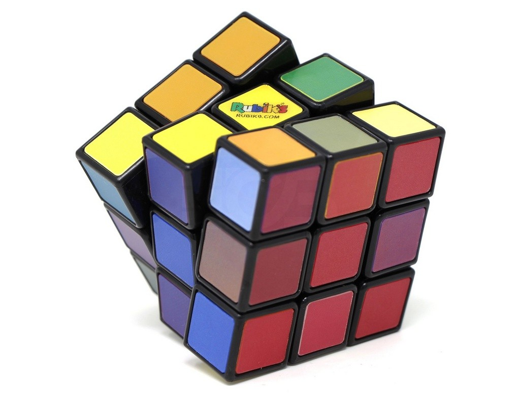 Jogo Rubiks Impossível - HasbroE8069