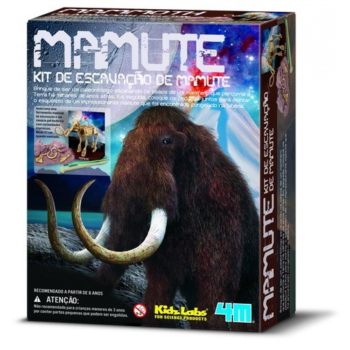 Kit de escavação Mamute - Kosmika 03236
