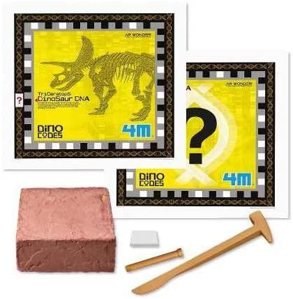 Kit Escavação Dinossauro Tricerátopo - Kosmika 03228