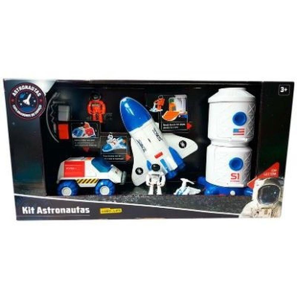Kit Espacial Astronautas - Fun F0024-4