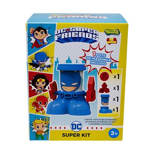 Kit Massinha de Modelar Dc Super Friends Batman - Sunny 2162