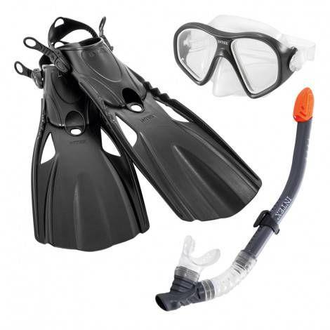 Kit Mergulho Reef Rider Sports 55657 Intex