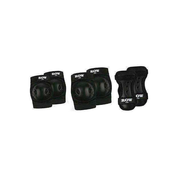 Kit Proteção Semi-Pro Joelheira e Cotoveleira Tamanho M - Mor 40600003