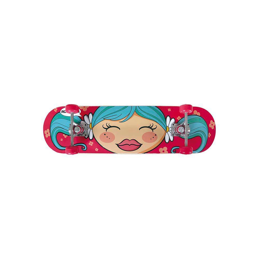 Kit Skate Infantil Menina - Mor 40600202